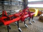 Vaste tand Cultivator 2,5mtr of 3mtr